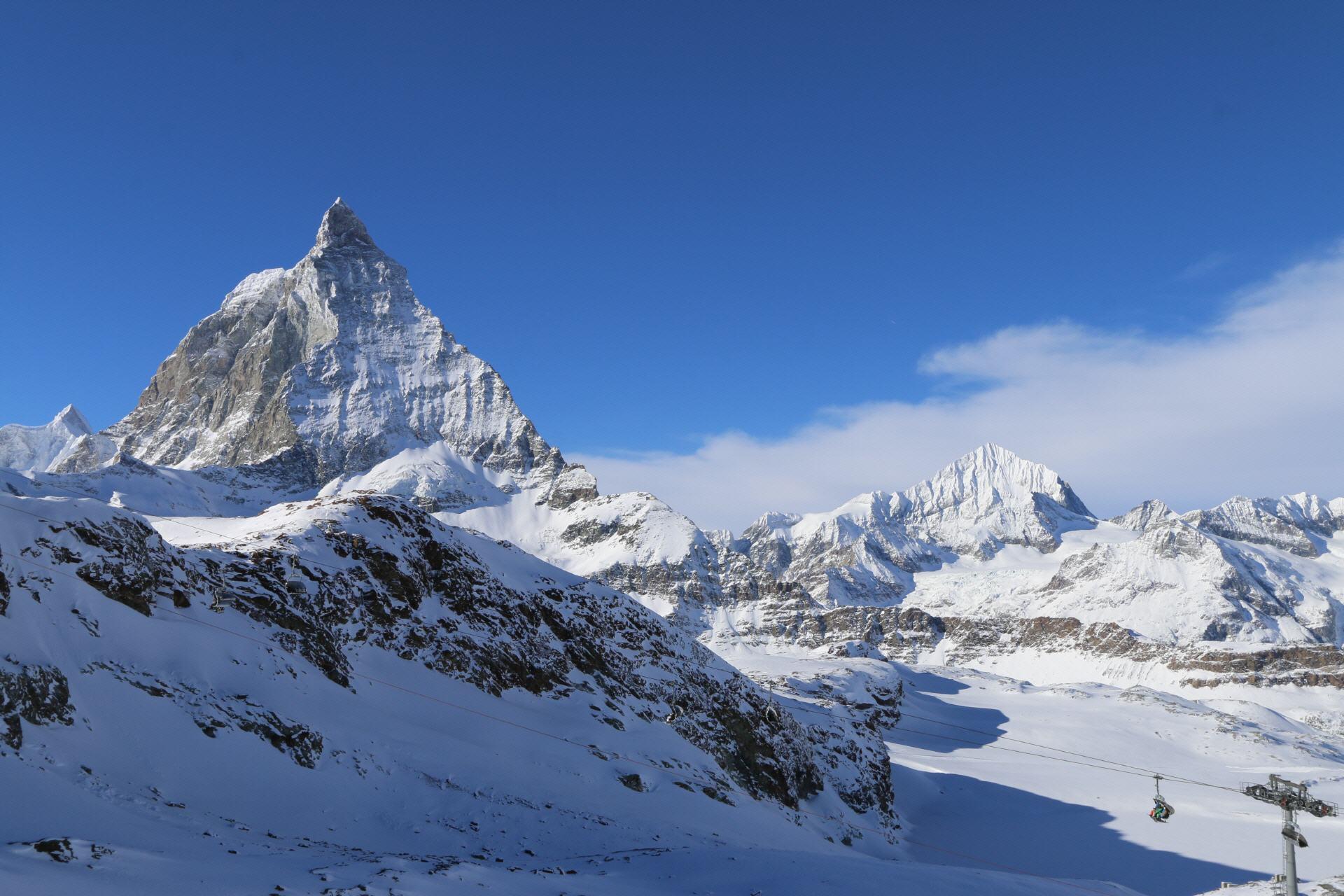 Kletterausrüstung Zermatt : Skitest zermatt